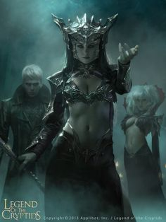 Dark Queen Guinevere (Prestigious)
