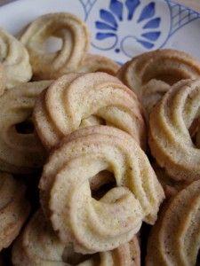 Paste di meliga, biscotti con farina di mais
