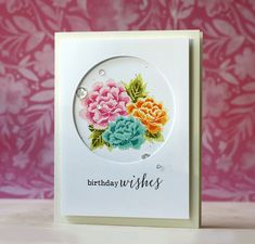 STAMPtember® Clearly Besotted: Layered Chrysanthemums                                                                                                                                                                                 More