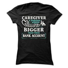 Awesome Caregiver T Shirts, Hoodie. Shopping Online Now ==► https://www.sunfrog.com/LifeStyle/Awesome-Caregiver-Shirt-60192602-Guys.html?41382