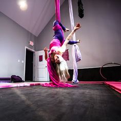 Kama Fitness and Nutrition: We're on the Fly! Aerial FitnessMoving to Manchester, New Hampshire