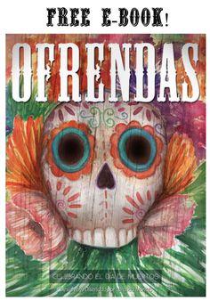 Free e-Book: 'Ofrendas: Celebrando el Día de Muertos'