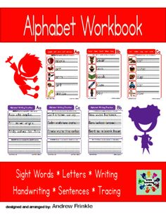 Basic Skills Workbook - Preschool Kindergarten Primary - Alphabet Skills from Velerion Damarke on TeachersNotebook.com -  (52 pages)  - This workbook contains over 50 tasks to help build letter sense and fluency. It includes important basic language skills