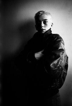 Haley, Lulworth House, Camden, 1991 Photography Mark Cawson