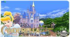 Cinderella park at Jomsims Creations