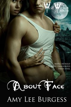About Face by Amy Lee Burgess {Guest Post & Review} | Paranormal Dimensions