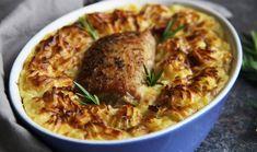 Panenka zapečená v ochucené bramborové kaši 2, Foto: All