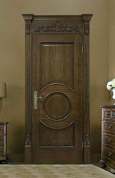 Home & Decor Door Gate Design, Wooden Door Design, Door Design Interior, Main Door Design, Front Door Design, Wooden Glass Door, Murphy Door, Modern Wooden Doors, Veneer Door