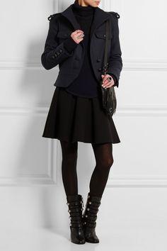 Isabel Marant | Kieffer wool-blend jacket | NET-A-PORTER.COM