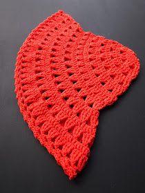 omⒶ KOPPA: Virkattu kesä(lieri)hattu Crochet Summer Hats, Crochet Hats, Bandana, Blog, Fashion, Tricot, Stuff Stuff, Sweater Vests, Beanies