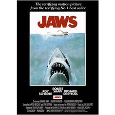 Best Movie Poster.....Jim and I saw this 11 times in 1975!
