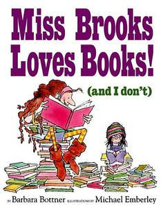 A first-grade girl--who does not like to read--stubbornly resists her school librarian's efforts to convince her to love books until she finds one that might change her mind.