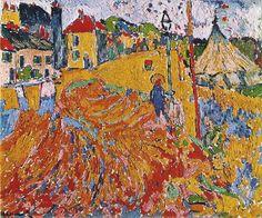Art contemporani, El circo de Vlaminck, Expresionismo, Fauvismo