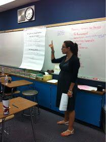 Hello Literacy: TCRWP CA Trip - Update# 6 - Architecture of a Mini-Lesson