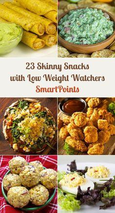 23 Skinny Snacks With Low Weight Watchers SmartPoints