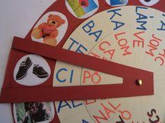 Marci fejlesztő és kreatív oldala: Szótagoló Art For Kids, Crafts For Kids, Arts And Crafts, Dysgraphia, Cvc Words, Word Families, Teaching English, Kids Learning, Activities For Kids