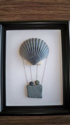 Shell and Stone hot air balloon