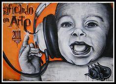 Eye-catching Gallery of Graffiti Artworks | Webgranth