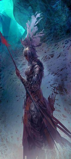 duty of knight by georgeguo