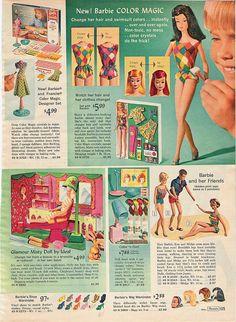 Sears 1966 Christmas Catalog page 625