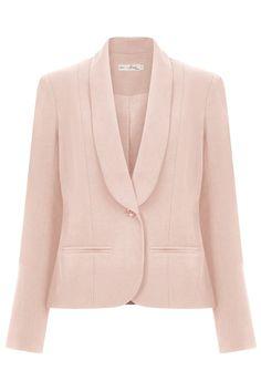 SAIDA Tencel-Linen Jacket. £60 plus delivery
