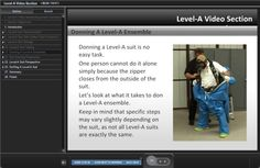 View OSHA safety training videos / demos for online training courses offered through HazMat Student. 40 Hour HAZWOPER Training Demo.
