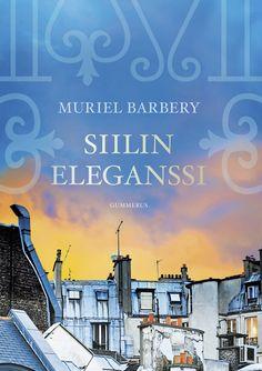 Alussa luulin, että tätä en jaksa lukea, mutta erehdyin......  Alkuteos: L'elegance du herisson, in English THE ELEGANCE OFTHE HEDGEHOG has been bestseller in many countries