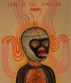 ' Song of the Sinaloa' by American artist Fred Stonehouse (b.1960). via Heiko Müller on flickr