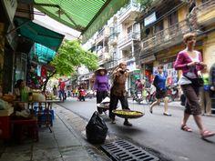 Exploring Hanoi on Day 1, Hanoi to Laos Mountain Bike Epic, Vietnam, with KE Adventure Travel, https://www.keadventure.com/holidays/vietnam-laos-cycling-sapa