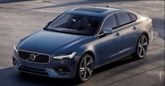 2019 Volvo S90 D5 R-Design Release Date And Price