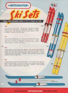 Withington Ski Sets