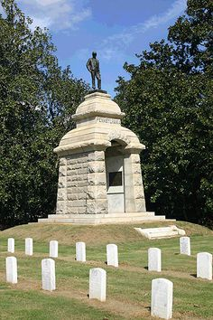 Andersonville    Pennsylvania Monument