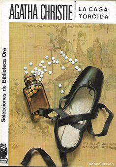 LIBRO LA CASA TORCIDA - AGATHA CHRISTIE - EDITORIAL MOLINO (Libros de segunda mano (posteriores a 1936) - Literatura - Narrativa - Terror, Misterio y Policíaco)