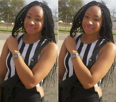 Big Brother Africa's Pokello Gets New Hairstyle