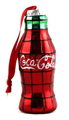 Coca-Cola Coke Ornament Bottle Coca-Cola http://www.amazon.com/dp/B008J58PQO/ref=cm_sw_r_pi_dp_BEaHvb02Q8EM1