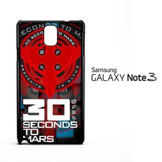 30 seconds to mars Closer Z2239 Samsung Galaxy Note3 Case