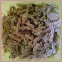 pamelopee: Rezept: Fleischsalat