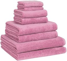 Fast Drying Extra Large Bath Towel Set, Decorative & Luxury Premium Turkish Cotton Towels for Clearance Pink Hotel Towels, Spa Towels, Linen Company, Christmas Bedding, Large Baths, Beach Bath, Turkish Cotton Towels, Bath Towel Sets, Washing Clothes