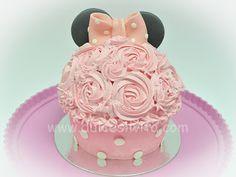 Dulce Silvita: Smash Cake Minnie