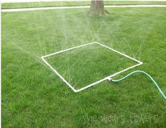 if you don't have a sprinkler system...