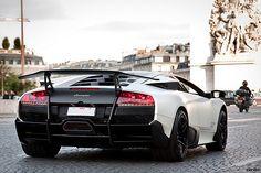 Lamborghini Murcielago SV [EXPLORED] Lamborghini Murcielago Sv, White Lamborghini, Lamborghini Cars, Dream Car Garage, Grilling Gifts, Dirtbikes, Manual Transmission, Sport, Luxury Cars