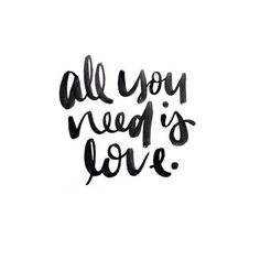 All you need is love. When you're having a tough day and things aren't going your way, go back to love. Love yourself, have kind thoughts, not harsh ones... Get your full dose of wisdom by clicking on the image! | Red Fairy Project