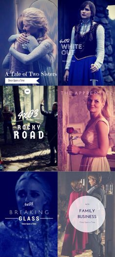"""Once Upon a Time Season 4A 
