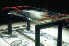 Glass Sculptures | Tables | David Ruth