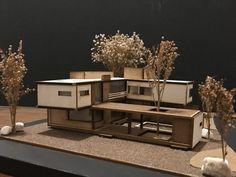 Casa KALYVAS,Modelo Arquitectónico 01. Image Cortesía de Di Frenna Arquitectos
