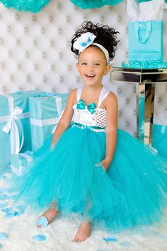 Tiffany and Co inspired tutu dressAudrey Hepburn door GlitterMeBaby