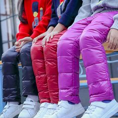 Buy now Kids Winter Pants Girls Leggings Boys Pants Children Down Trousers Baby Warm Long Leggings Pantalon Fille Boots Ski Sport just only $12.86 - 13.81 with free shipping worldwide #boysclothing Plese click on picture to see our special price for you