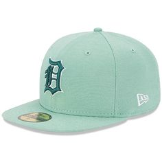 4dc039cc92f Detroit Tigers NE Piqued 59FIFTY Fitted Cap by New Era - MLB.com Shop Fitted