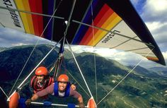 If you've always dreamed of soaring peacefully above serene landscapes, a hang gliding or paragliding experience is just for you.<br /><br />Our hang gliding and paragliding experiences include tandem flights for those who want to relax and let the instructor do all of the work or lessons for those of you who want to soar by yourself!
