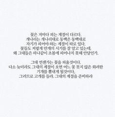 따뜻한 사랑의 말 :: 자몽차와 더치커피 Book Quotes, Words Quotes, Korean Quotes, Self Development, Typo, Cool Words, Sentences, Poems, Writing